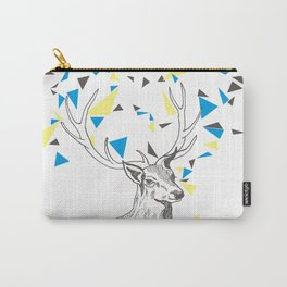 Rainbow Collection / deer Carry-All Pouch