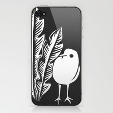 Graphic Bird iPhone & iPod Skin