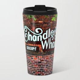 Chandler's Wharf Travel Mug