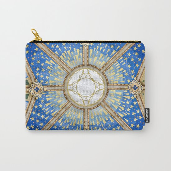 Almudena Cathedral Carry-All Pouch