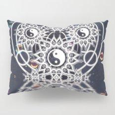 Yin Yang Symmetry Balance Reflection Pillow Sham