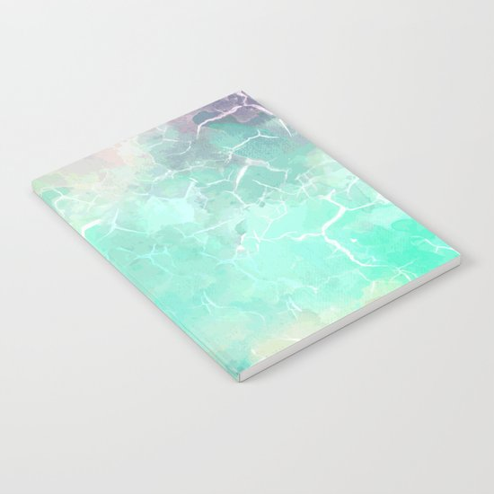 Marble #society6 Notebook