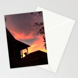 Sunset Silhouette, 2019 from Roberta Winters Photography Stationery Cards