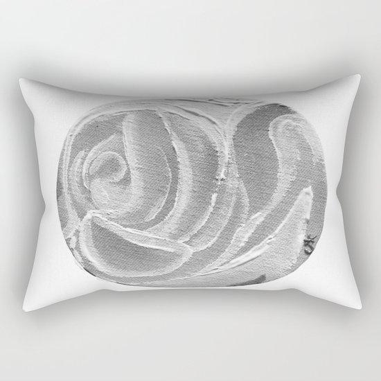 Sunday Memories of Roses Rectangular Pillow