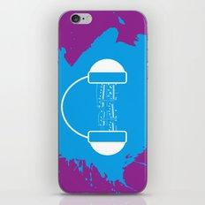The Music Brain iPhone & iPod Skin