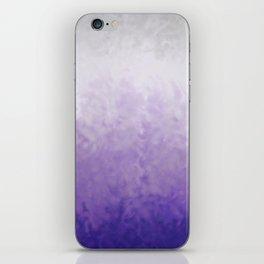 Lavender mist iPhone Skin