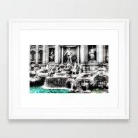 mythology Framed Art Prints featuring Mythology by 2sweet4words Designs