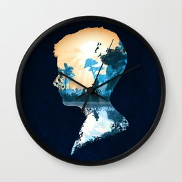 Best Friends Boy version Wall Clock