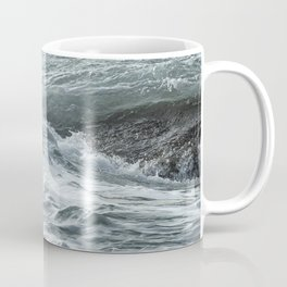 Staying Afloat in a World of Turmoil Coffee Mug