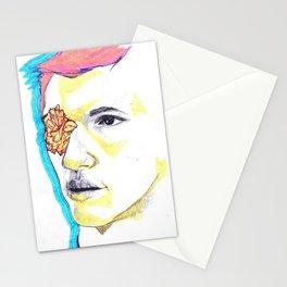 Flower boy Stationery Cards
