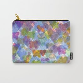 Having butterflies in one's stomach Carry-All Pouch