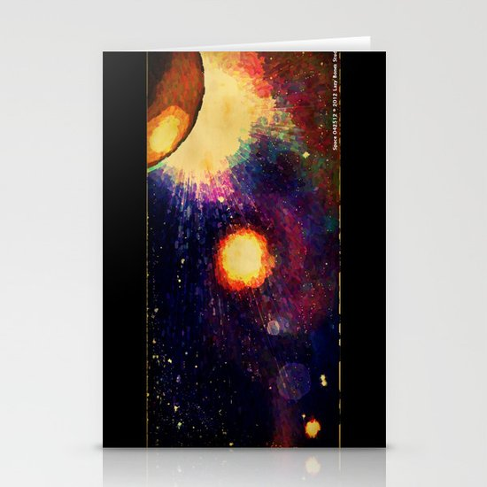 SPACE 04-25-12 Stationery Cards
