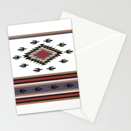 American Native Pattern No. 135 Stationery Cards
