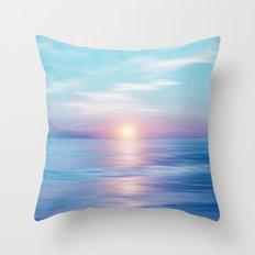Pastel vibes 45 Throw Pillow