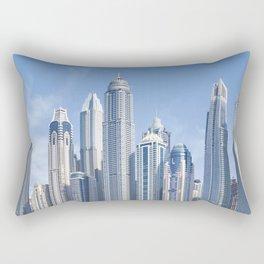 Dubai 02 - World Big City Rectangular Pillow