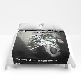 GUA Comic Book 1 Comforters