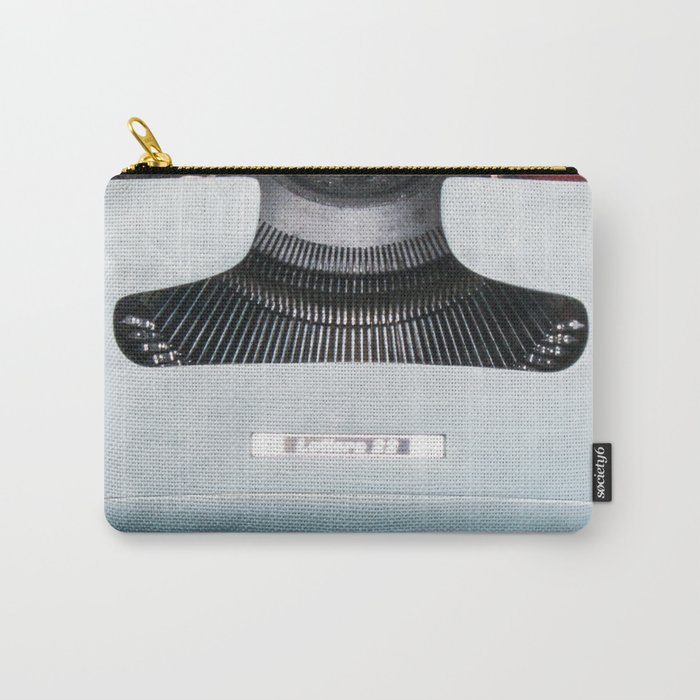 Olivetti Typewriter Lettera 22 Carry-All Pouch