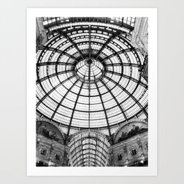 Milan 1 Art Print