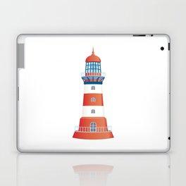 nautical lighthouse Laptop & iPad Skin