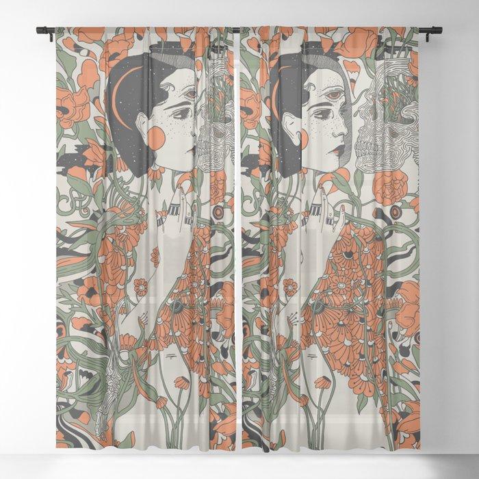 Daughter Sheer Curtain
