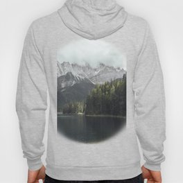 Slow days - Landscape Photography Hoody