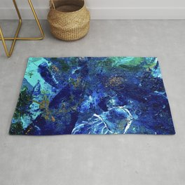 Jelly Belly of the Deep, Tiny World Environmental Collection Rug