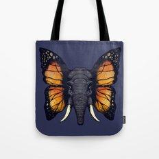 Elepfly Tote Bag