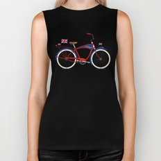 British Bicycle Biker Tank