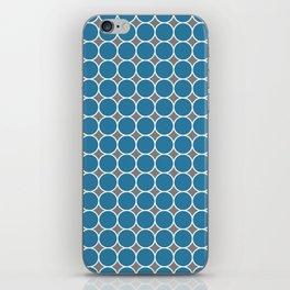 ponovan (blue) iPhone Skin