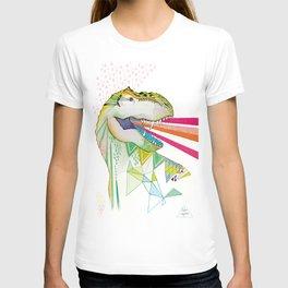 Dinosaur / August T-shirt