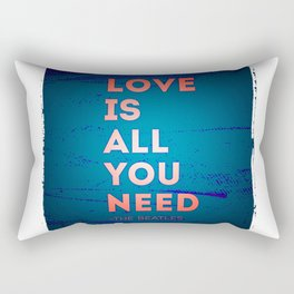 Quotable quotes summer Rectangular Pillow