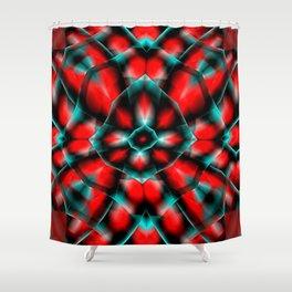 Garish  Pattern 6 Shower Curtain