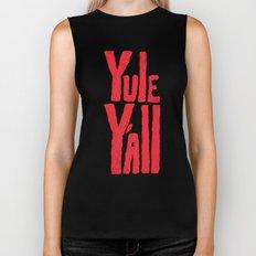 Yule Y'all Biker Tank
