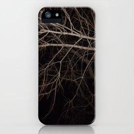 Nature's Veins iPhone Case