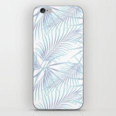 Palm leaves 5 iPhone & iPod Skin