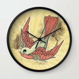As Much As I Ever Could Wall Clock