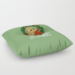 Dingo Bells Floor Pillow
