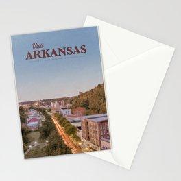Visit Arkansas Stationery Cards