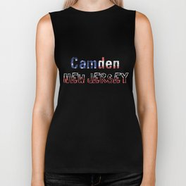 Camden New Jersey Biker Tank