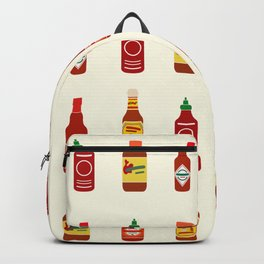 Hot Sauces Backpack