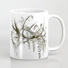 Wisteria Elk Coffee Mug