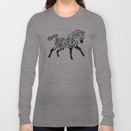 Proud Horse Long Sleeve T-shirt