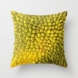 Jackfruit Throw Pillow