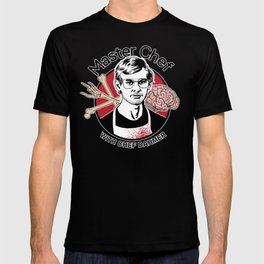 Master Chef with Jeffrey Dahmer T-shirt