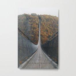 Geierlay Metal Print