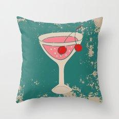 Alcohol_03 Throw Pillow