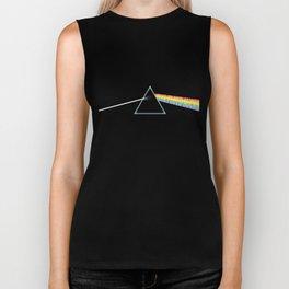 Pink Floyd Sucks - Parody Design of the Dark Side of the Moon Cover Biker Tank