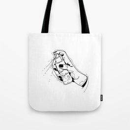 human repellent Tote Bag
