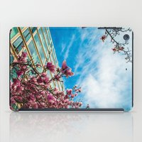 dc iPad Cases featuring DC Blooms! by Ashley Hirst Photography