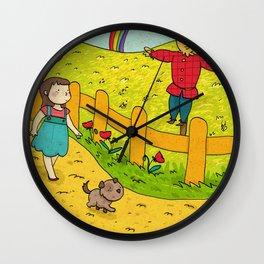 Il mago di Oz, Wizard 01 Wall Clock